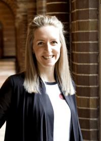 Amy Verkerk taaltrainer Engels