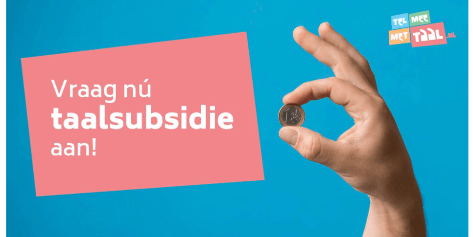 Ontvang tot 80% subsidie voor een NT2 training