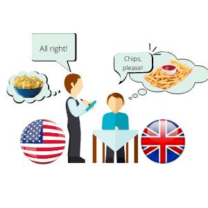 De verschillen tussen Amerikaans en Brits Engels, De Taaltrainer