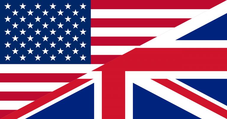 De verschillen tussen Brits en Amerikaans Engels