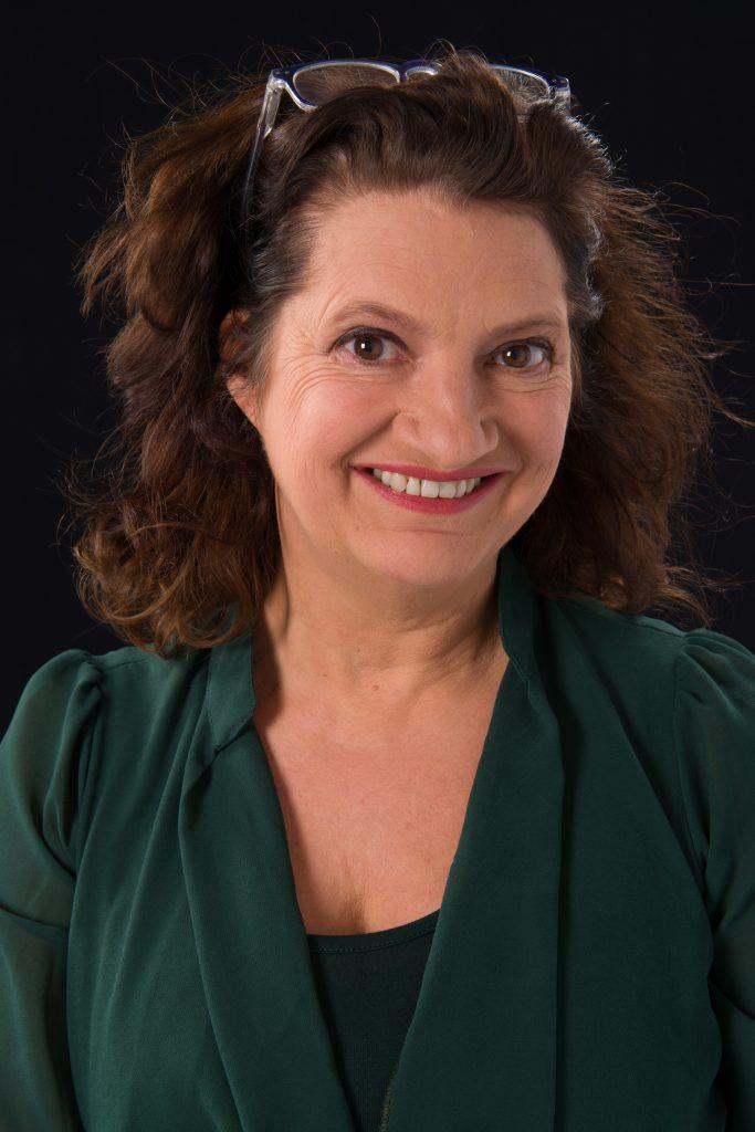 Isabel van Boetzelaer, de taaltrainer