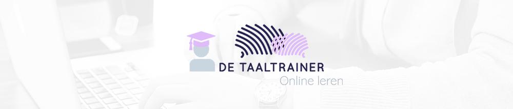 De Taaltrainer Online Leren